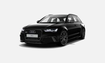 RS6 Avant performance